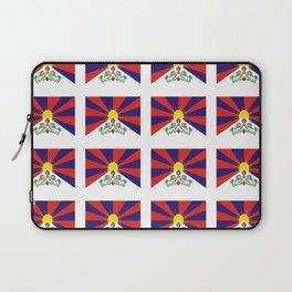 flag of thibet,བོད,tibetan,asia,china,Autonomous Region,everest,himalaya,buddhism,dalai lama Laptop Sleeve