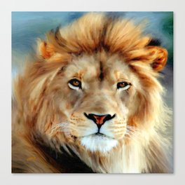 LION - Aslan Canvas Print