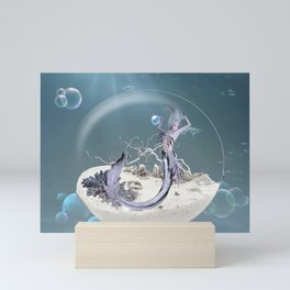 Sea Nymph Mini Art Print