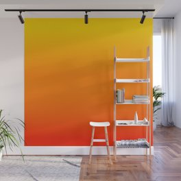 Sunset Ombre Wall Mural