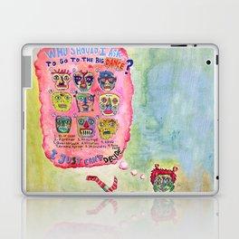 Sadie Hawkins Laptop & iPad Skin