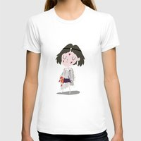 princess mononoke T-shirts featuring Princess Mononoke by Rod Perich