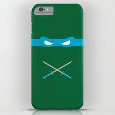 Blue Ninja Turtles Leonardo Slim Case iPhone 6 Plus