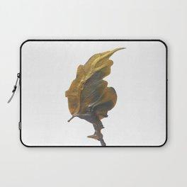 Golden Leaf Laptop Sleeve
