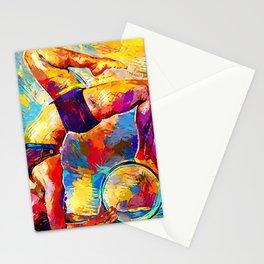 Yoga 2 Stationery Cards