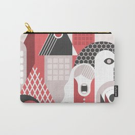 People in the City Carry-All Pouch