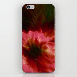 Abstract Dizzy Daisy3 iPhone Skin