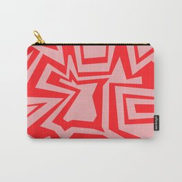 Ice Pink - Coral Reef Series 011 Carry-All Pouch