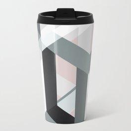 geometric 11 Travel Mug