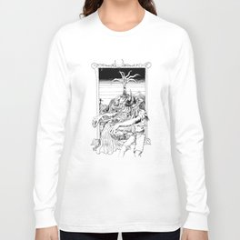 Zombie Vibes Long Sleeve T-shirt