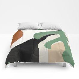 Abstract Art 37 Comforters