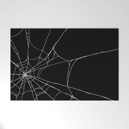 Spiderweb Welcome Mat