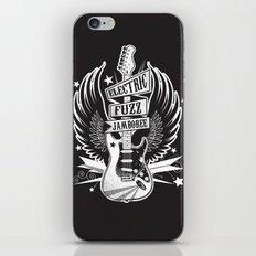 Electric Fuzz Jamboree iPhone & iPod Skin