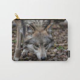 Mexican Gray Wolf Carry-All Pouch