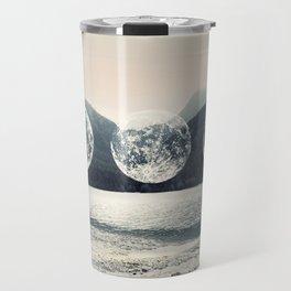 Moonlight Mountains Travel Mug