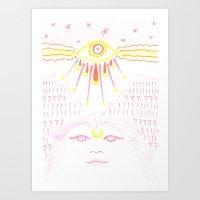 Sight Art Print