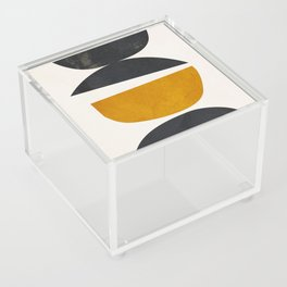 abstract minimal 23 Acrylic Box