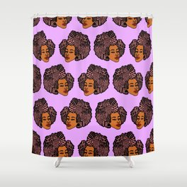 Tomi Repeat Pattern Shower Curtain
