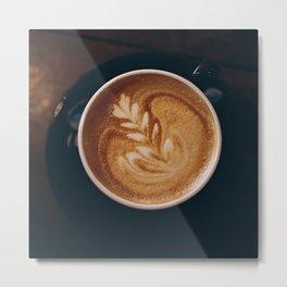 COFFEE I Metal Print