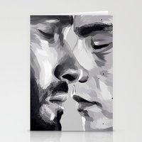 sterek Stationery Cards featuring sterek by Finduilas