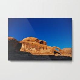Corona Arch at sunset Metal Print