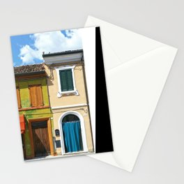 Italian house Stationery Cards