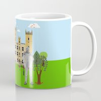 knight Mugs featuring Knight by Design4u Studio
