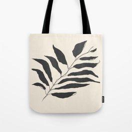 breezy palm Tote Bag