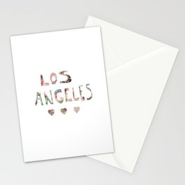 Los Angeles Love Stationery Cards