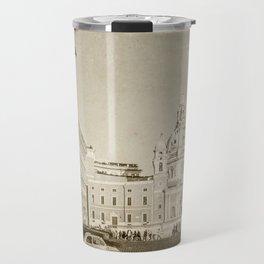 Eternal City (Plaza Venezia) Travel Mug