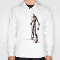 soul eater Hoodies featuring Eater by Megalomatthew