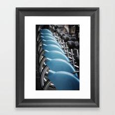 ... bikes ... Framed Art Print