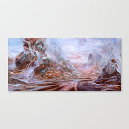 Otherworldly Canvas Print