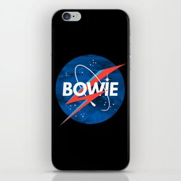 Iconic Bowie iPhone Skin
