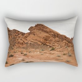 Elephant Rock, NV Rectangular Pillow