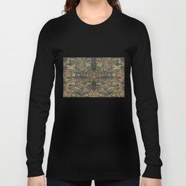 Stalagmites Version 2 Long Sleeve T-shirt