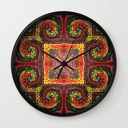 Formula X Wall Clock