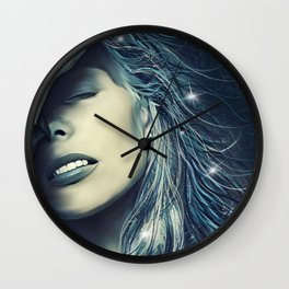 Northern Star Wall Clock