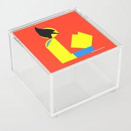 Weapon X Gentleman Reads Acrylic Box
