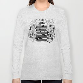 More bees with honey Long Sleeve T-shirt