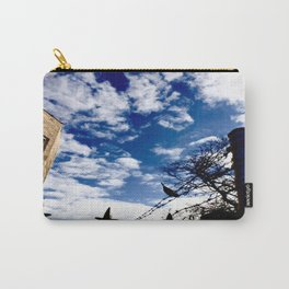 Birds on the Wire Carry-All Pouch