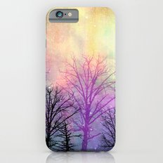 abstract trees iPhone 6s Slim Case
