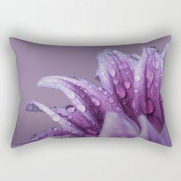 Gerbera. Flower Macro Rectangular Pillow