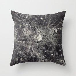 1934 Lunar Detail Throw Pillow