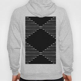 Geo / Black Hoody