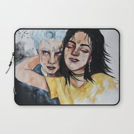 """The raven cycle """"Noah and Blue"""" Laptop Sleeve"""