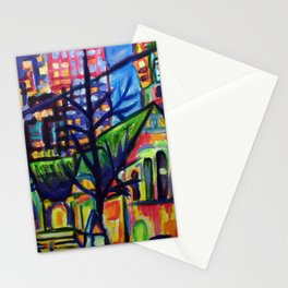 Where Old Meets New Stationery Cards