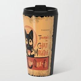 Le Chat Magique Travel Mug