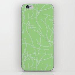 Undulation no. 4 iPhone Skin