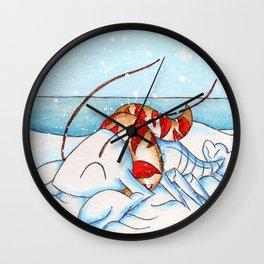 Snowlobstah Wall Clock